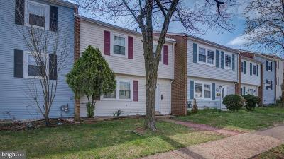 Prince William County Townhouse For Sale: 7771 Quail Run Lane