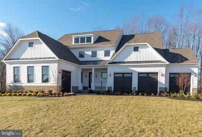 Manassas VA Single Family Home For Sale: $699,990
