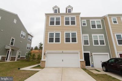 Woodbridge, Dumfries, Lorton Condo For Sale: 17101 Gibson Mill Road #6