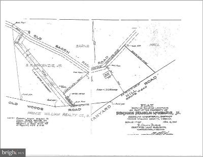 Occoquan Residential Lots & Land For Sale: 406 Union Street