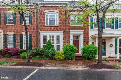 Prince William County Townhouse For Sale: 13756 Fleet Street