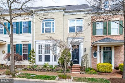 Prince William County Townhouse For Sale: 13752 Fleet Street