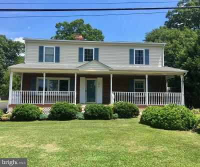 Manassas Single Family Home For Sale: 7819 Old Centreville Road