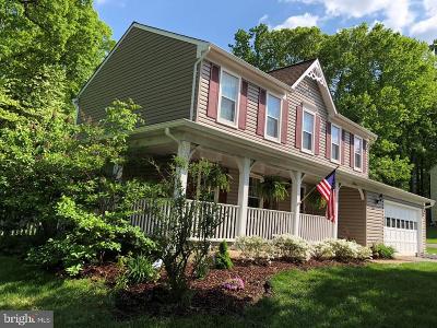 Woodbridge, Dumfries, Lorton Single Family Home For Sale: 12943 Morning Dew Drive