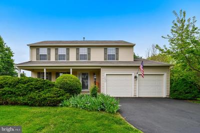 Prince William County Single Family Home For Sale: 10824 Peachwood Drive