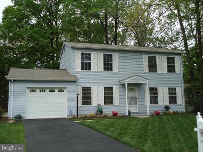 Woodbridge Single Family Home For Sale: 5574 Sandal Court