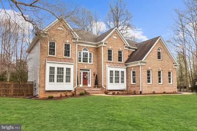 Manassas VA Single Family Home For Sale: $899,000