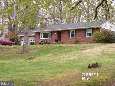 Triangle Single Family Home For Sale: 18338 Sharon Road