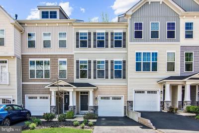 Prince William County Townhouse For Sale: 1573 Renate Drive #60