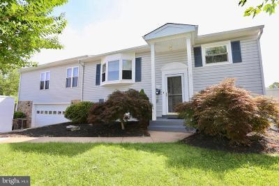 Manassas Single Family Home For Sale: 8303 Claremont Street