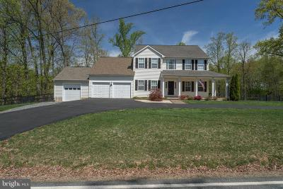 Manassas Single Family Home For Sale: 6738 Token Valley Road