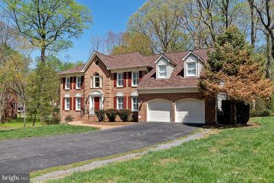 Manassas Single Family Home For Sale: 12699 Cobblestone Court