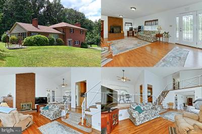 Manassas Single Family Home For Sale: 11615 Olympic Drive