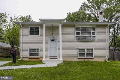Prince William County Single Family Home For Sale: 4129 Granby Road