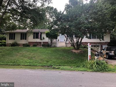 Manassas Single Family Home For Sale: 13404 Gordon Drive