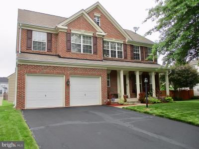 Manassas Single Family Home For Sale: 7846 Wilcoxen Farm Place