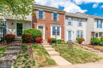 Prince William County Townhouse Under Contract: 16982 Monmouth Court