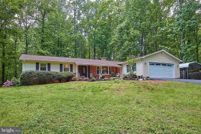 Haymarket Single Family Home For Sale: 1404 Spring Lake Drive