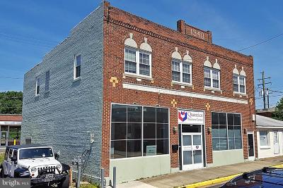 Prince William County Commercial For Sale: 521 C Street