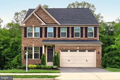 Woodbridge, Dumfries, Lorton Single Family Home For Sale: 4549 Cotswold Manor Loop