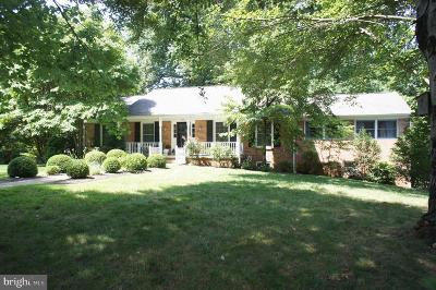 Prince William County Single Family Home For Sale: 6587 Davis Ford Road