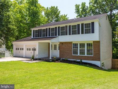 Dumfries Single Family Home For Sale: 3217 John Rolfe Court