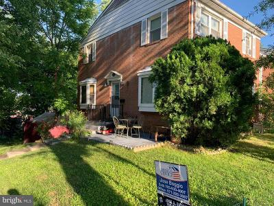 Woodbridge Townhouse For Sale: 14645 Balsam Street