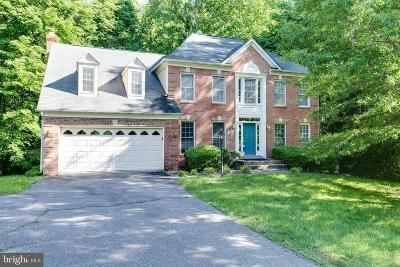 Manassas Single Family Home For Sale: 7892 Sly Fox Lane
