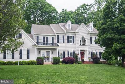 Manassas Single Family Home For Sale: 7814 Abbey Oaks Court