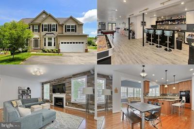 Manassas Single Family Home For Sale: 10796 Haggle Court