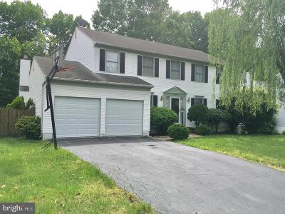 Woodbridge Single Family Home For Sale: 3753 Hetten Lane