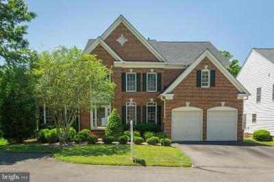 Woodbridge Single Family Home For Sale: 4524 Mosser Mill Court