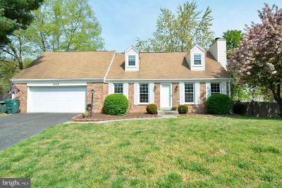 Prince William County Single Family Home For Sale: 6122 Plainville Lane