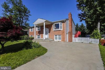 Woodbridge Single Family Home For Sale: 13203 Kurtz Road