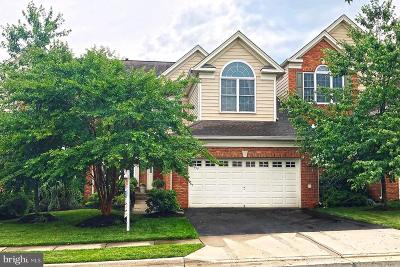 Prince William County Townhouse For Sale: 15755 Cool Spring Drive