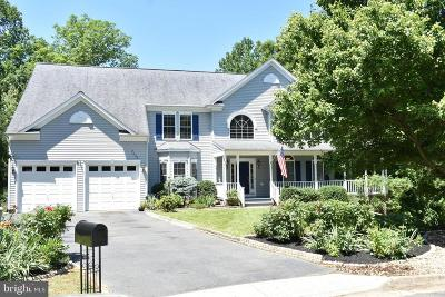Manassas Single Family Home For Sale: 7429 Silent Willow Court
