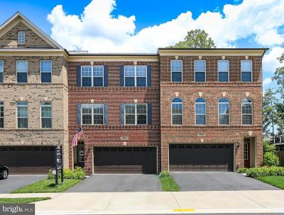 Haymarket Townhouse For Sale: 6609 Bartrams Forest Lane