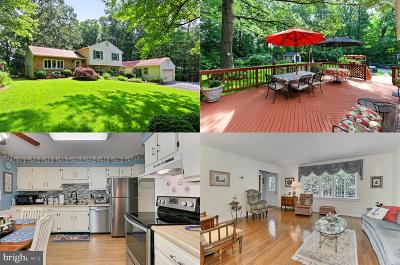 Prince William County Single Family Home For Sale: 13587 Bethel Road