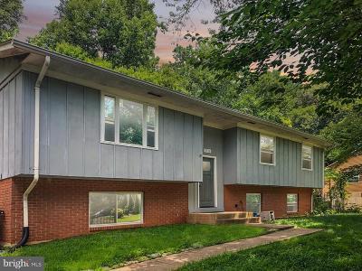 Manassas Single Family Home For Sale: 7316 Mariposa Drive