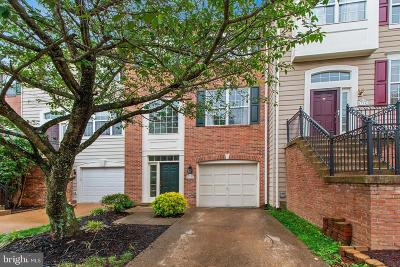 Prince William County Townhouse For Sale: 13339 Colchester Ferry Place