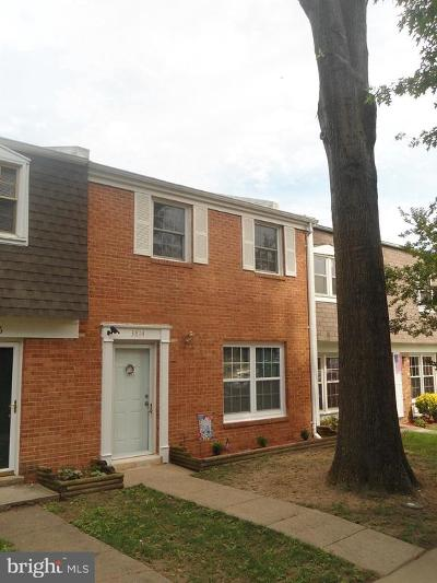 Triangle Townhouse For Sale: 3814 Port Hope Point