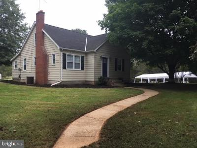 Manassas Single Family Home For Sale: 9524 Birmingham Drive