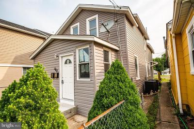 Quantico Single Family Home For Sale: 269 Fourth Avenue
