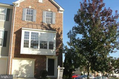 Prince William County Townhouse For Sale: 1332 Cranes Bill Way