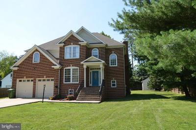 Manassas Single Family Home For Sale: 8410 Yorkshire Lane