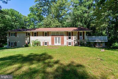 Triangle Single Family Home For Sale: 18402 Cedar Drive