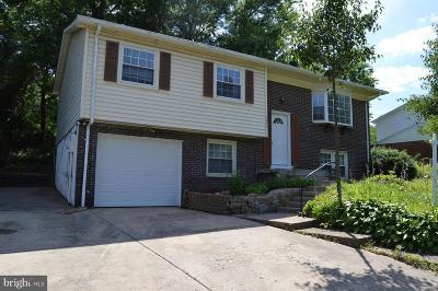 Woodbridge Single Family Home For Sale: 4611 Dale Blvd