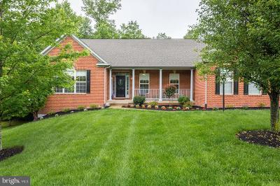 Manassas Single Family Home For Sale: 5956 Maxfield Court
