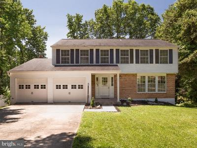 Dumfries Single Family Home For Sale: 3217 John Rolfe Court