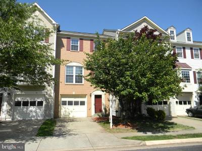 Prince William County Townhouse For Sale: 11254 Kessler Place